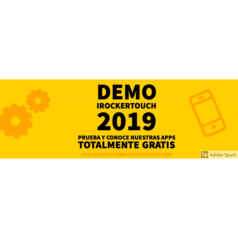 Demo irockerTouch 2019
