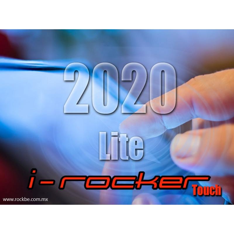 irockerTouch v2019 Lite Sin Centinela